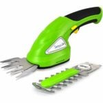 The Best Cordless Grass Shears Option: SereneLife Battery Grass Cutter Cordless Trimmer
