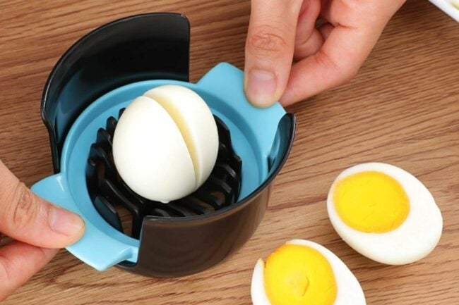 The Best Egg Slicer Option