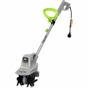 The Best Electric Tiller Option: Earthwise TC70025 7.5-Inch 2.5-Amp Corded Electric