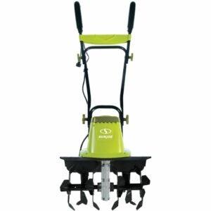 The Best Electric Tiller Option: Sun Joe TJ603E 6-Inch 12-Amp Electric Tiller