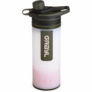 The Best Filter Water Bottle Option: GRAYL GeoPress 24 oz Water Purifier Bottle