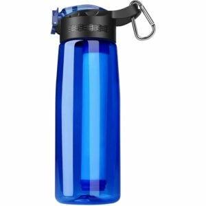最好的过滤水瓶选项:纤细4级过滤水瓶