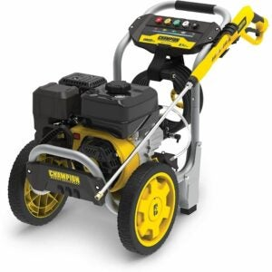 The Best Gas Pressure Washer Option: Champion 2800-PSI Low Profile Gas Pressure Washer