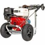 最佳气体压力清洗机选择:辛普森清洗ALH4240铝气体压力