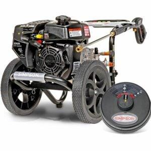 最佳气体压力清洗机选择:辛普森清洗MS60763-S MegaShot气体压力