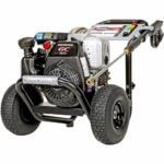 The Best Gas Pressure Washer Option: Simpson Cleaning MSH3125 MegaShot Gas Pressure Washer