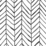 The Best Peel And Stick Wallpaper Option: HaokHome Modern Stripe