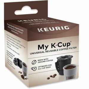 The Best Reusable K Cup Option: Keurig My K-Cup Universal Reusable K-Cup Pod