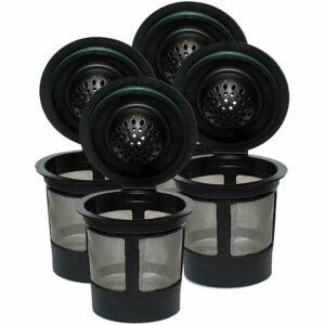 The Best Reusable K Cup Option: iPartsPlusMore Reusable K Cups for Keurig 2.0 & 1.0