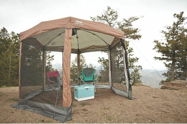 最好的屏幕帐篷选项