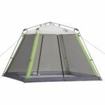 The Best Screen Tent Option: Coleman Instant Screenhouse