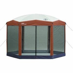 最佳遮蔽帐篷选择:科尔曼遮蔽雨棚帐篷
