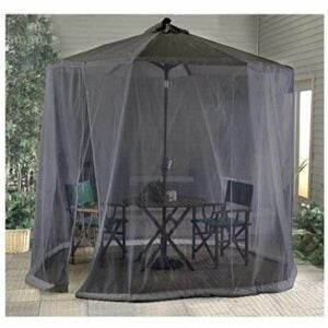 最好的屏幕帐篷选项:IdeaWorks JB5678室外9英尺雨伞表屏幕