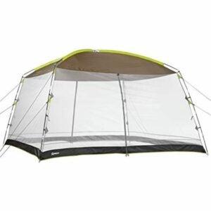 最好的屏幕帐篷选项:任务12英尺。x 12 ft。休闲网筛房