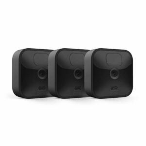 The Best Self Monitored Home Security System Option: Blink Outdoor – wireless, weather-resistant HD