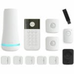 The Best Self Monitored Home Security System Option: SimpliSafe 12 Piece Wireless Home Security System