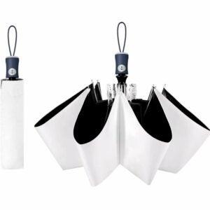 The Best Uv Umbrella Option: Cuby UV Sun Umbrella Compact