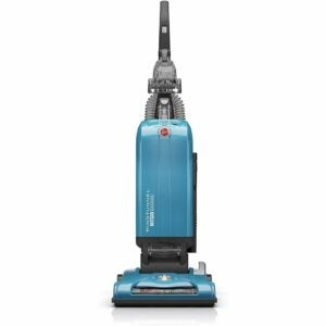 The Best Vacuum For Thick Carpet Option: Hoover WindTunnel T-Series Tempo Bagged Upright