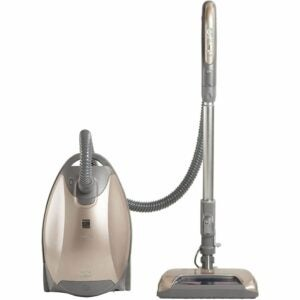 The Best Vacuum For Thick Carpet Option: Kenmore Elite 81714 Ultra Plush Canister Vacuum