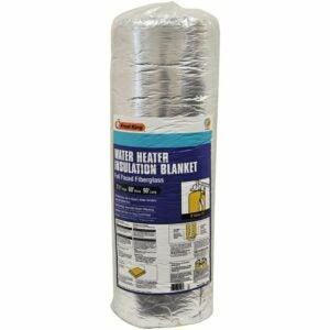 The Best Water Heater Blanket Option: Frost King All Season Water Heater Insulation Blanket
