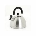 The Best Whistling Tea Kettle Option: Mr. Coffee Carterton Whistling Tea Kettle