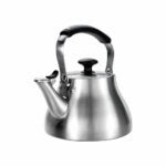 The Best Whistling Tea Kettle Option: OXO Brew Classic Tea Kettle Brushed Stainless Steel