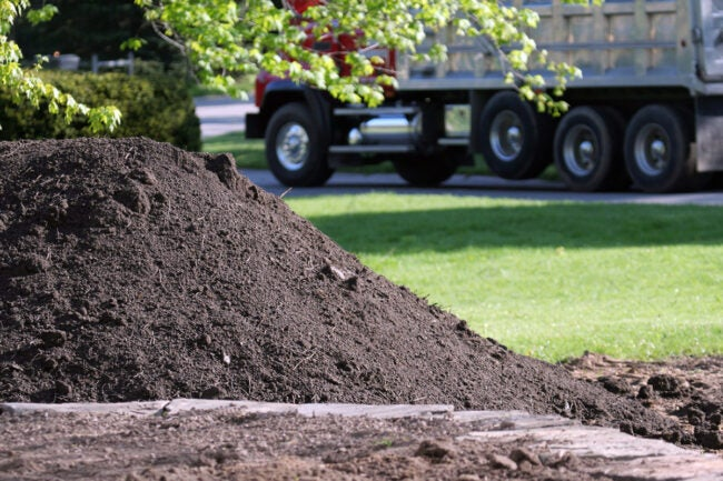 Topsoil Delivery Near Me