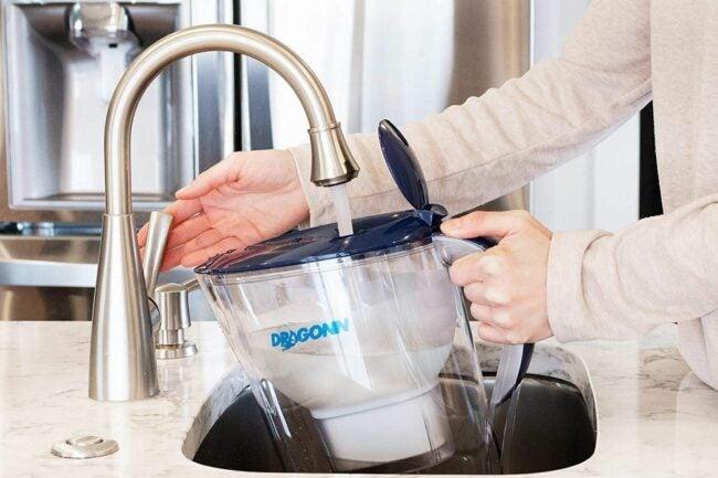 最佳碱性水过滤水壶选择