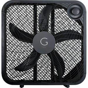 """最佳盒式风扇选择:Genesis 20""""盒式风扇,3个设置"""