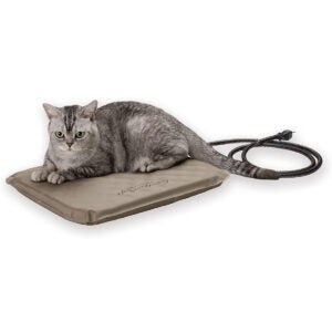 Best Cat Beds Options: K&H Pet Products Lectro-Soft Outdoor Heated Pet Bed