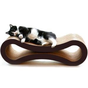 Best Cat Beds Options: PetFusion Ultimate Cat Scratcher Lounge