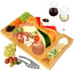 Best Cheese Board Options: Unique Bamboo Cheese Board