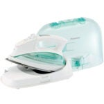 Best Cordless Iron Options: Panasonic Contoured Stainless Steel Soleplate