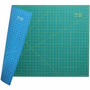 "The Best Cutting Mat Option: WORKLION 24"" x 36"" Large Self Healing PVC Cutting Mat"