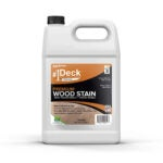 Best Exterior Wood Stain Options: Deck Premium Semi-Transparent Wood Stain for Decks