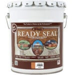 Best Exterior Wood Stain Options: Ready Seal 512 5-Gallon Pail Natural Cedar Exterior Stain