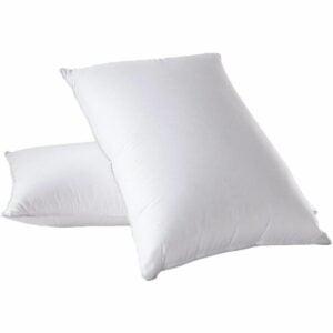 最好的羽毛枕头选项:皇家酒店枕头