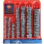 Best Hose Clamps Options: Koehler Enterprises KEDIS220 220 Piece Hose Clamp