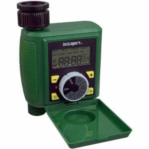 The Best Hose Timer Option: Instapark PWT-07 Outdoor Waterproof Digital Timer