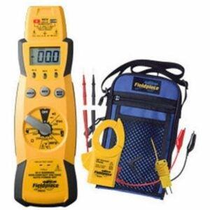 最佳的HVAC万用表选项:FieldPiece HS33可扩展手动测距棒