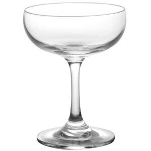 Best Martini Glass Options: BarConic 7 ounce Coupe Glass