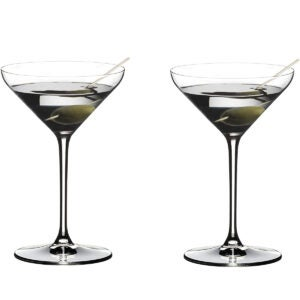 Best Martini Glass Options: Riedel Extreme Martini Glass