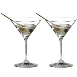 Best Martini Glass Options: Riedel VINUM Martini Glasses, Set of 2