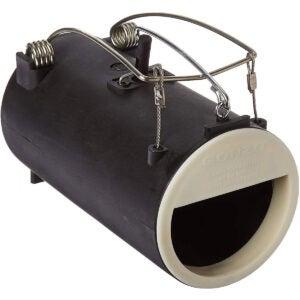 最佳鼹鼠陷阱选项:Gonzo 100518702 Dead End Packaged Gopher Trap