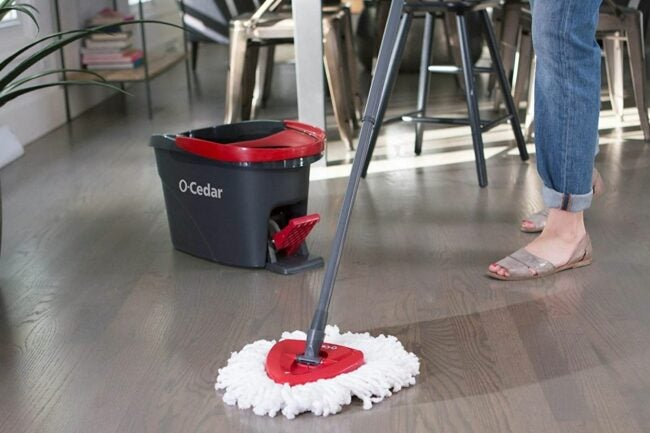 The Best Mop For Tile Floors Option
