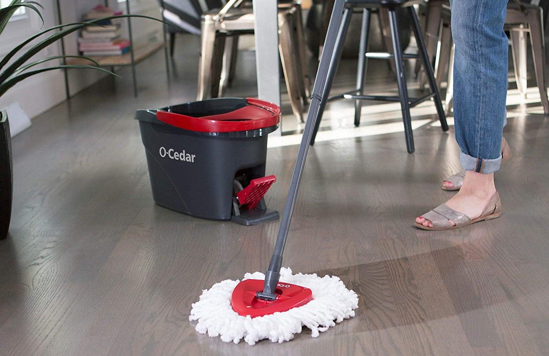 The Best Mop For Vinyl Floors In