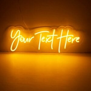 The Best Neon Signs Option: JadeToad Custom Led Neon Light Signs