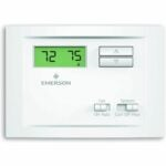 The Best Non Programmable Thermostat Option: Emerson NP110 Non-Programmable Thermostat