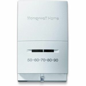 The Best Non Programmable Thermostat Option: Honeywell Home CT50K1002 Standard Heat Thermostat