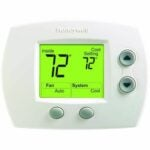 The Best Non Programmable Thermostat Option: Honeywell TH5110D1006 Non-Programmable Thermostat